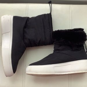 J/slides water repellent winter boots